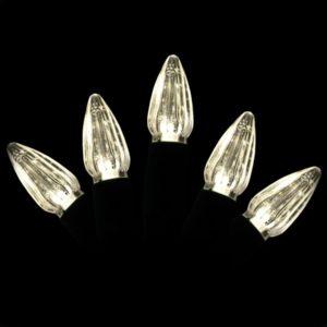 Warm white C3 LED light string