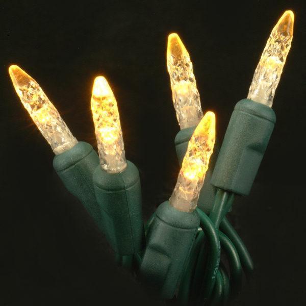 Antique candlelight M5 Mini LED light string