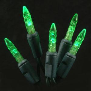 Green M5 Mini LED light string